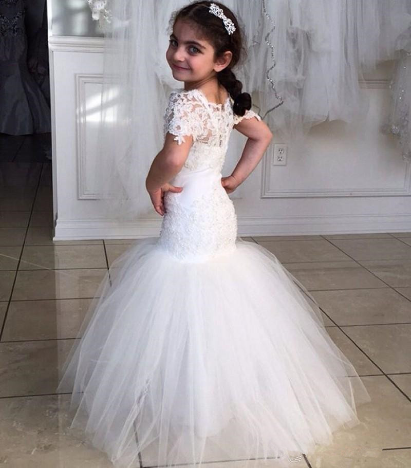 Sashes For Flower Girl Dresses High Cut Wedding Dresses