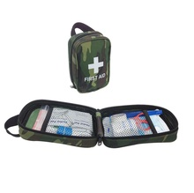 Camo Style First Aid Kit Outdoor Sports & Travel Emergency Rescue Medical Bag(China (Mainland))