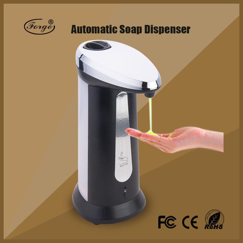 Free Shipping New Automatic Handfree Manual Soap Dispenser Manual Guide