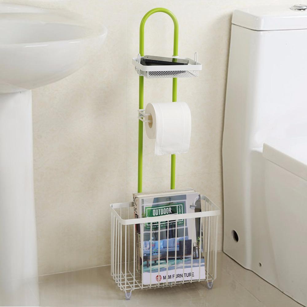 Porte revues toilette promotion achetez des porte revues for Porte revue toilette