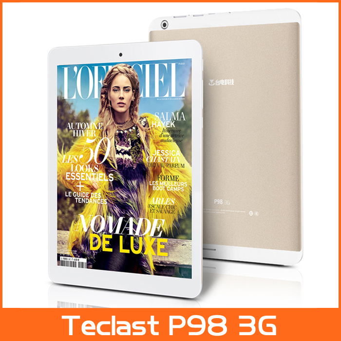 Teclast P98 3G Octa Core 9 7inch MTK8392 Tablet PC Retina 2048x1536 Dual Camera 13 0MP