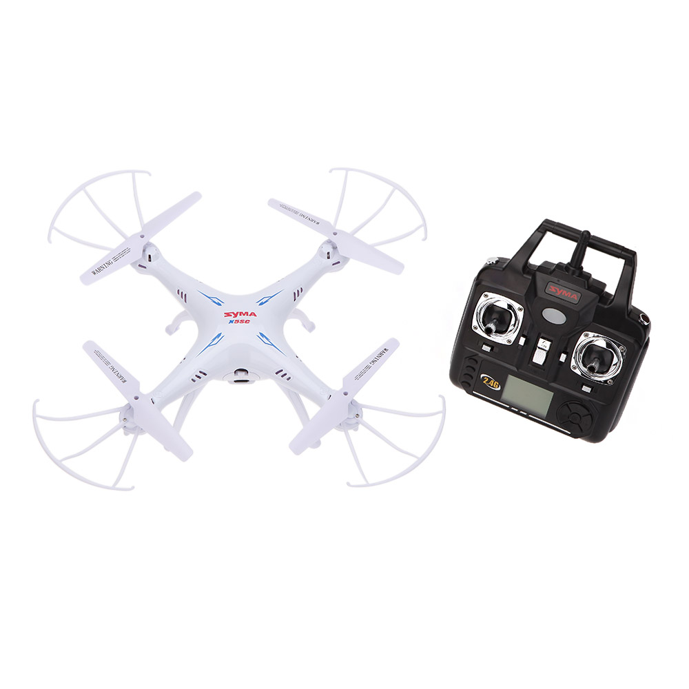 SYMA X5SC 2.4G 4CH 6-Axis Gyro RC Quadcopter RTF Drone with HD 2.0MP Camera Throwing Flight Headless Mode quadcopter Drop ship<br><br>Aliexpress