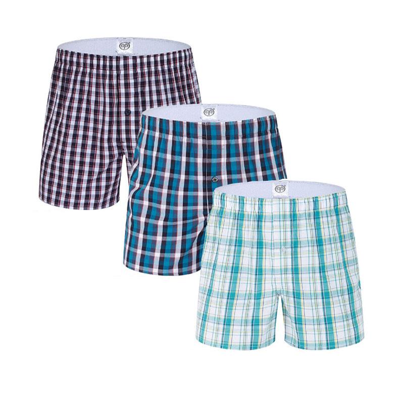 Men boxer shorts Underwear Sexy Underwear Boxer Shorts Cotton Underpants Fashion Multi-color Comfortable Boxer(China (Mainland))