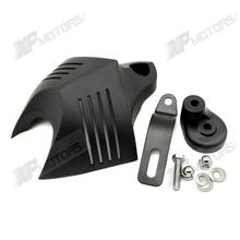 New Arrived Black Horn Cover For Harley Dyna Softail Sportster Electra Road King Street Tour Glide