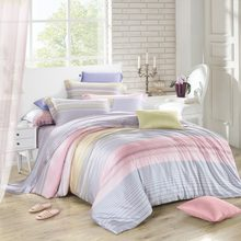Cool soft Summer Spring Autumn 4PCS bedding sets(1 duvet cover+ 1 bed sheet +2 pillowcase)1000TC 100% Tencel fabric king queen(China (Mainland))