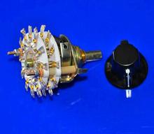 Бесплатная доставка керамическая поворотный переключатель 4 полюса 5 позиций селектор рф Fr для RF мощность приложения