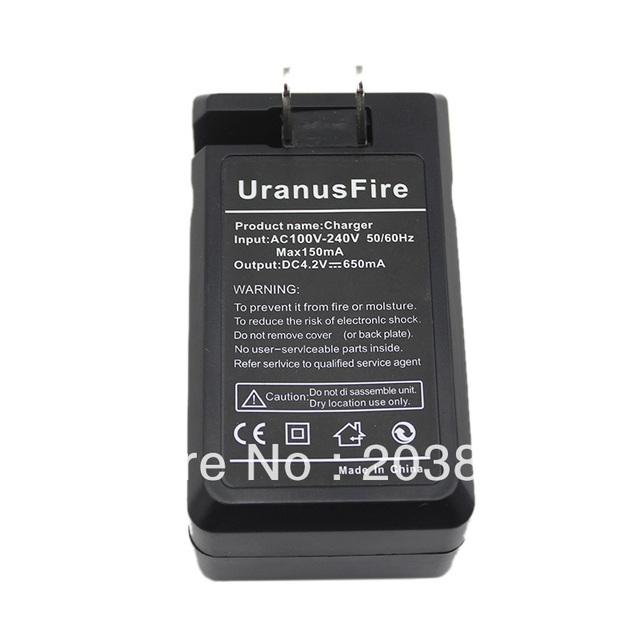 New 110V~240V 220V Battery Charger for 18650 Rechargeable Li-Ion Battery