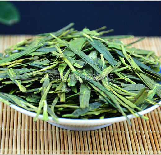 Famous Good quality Dragon Well 2015 Spring Longjing Green Tea 250g Long Jing tea for health
