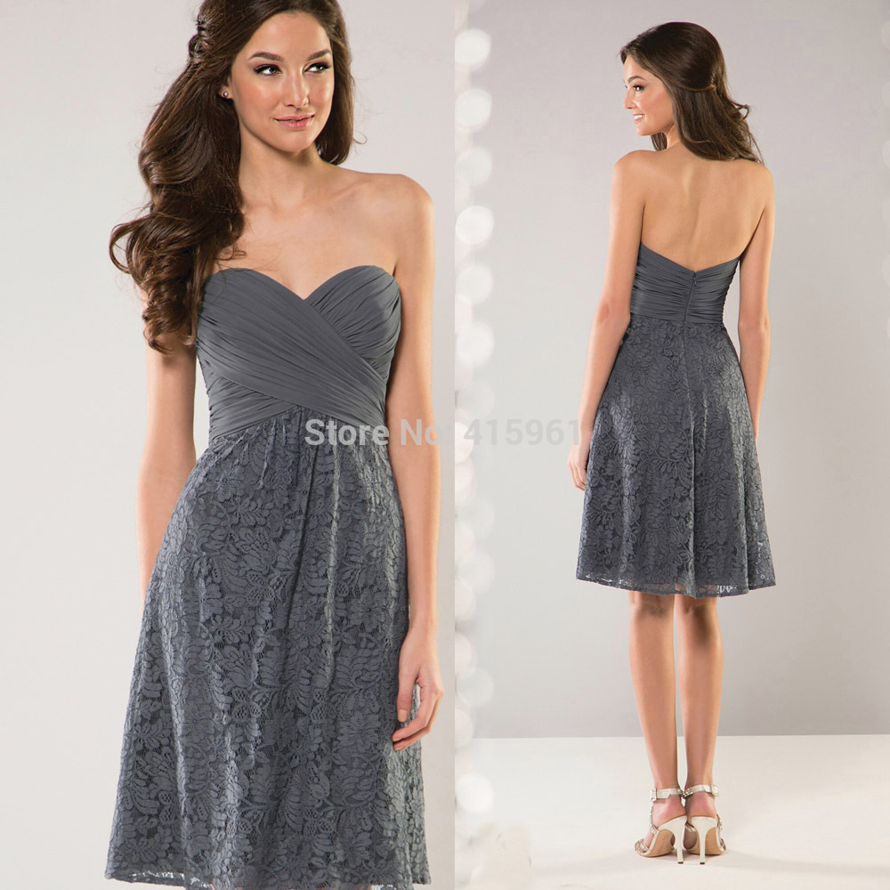 Cheap Grey Dresses