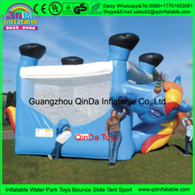 New design PVC tarpaulin Inflatable Animal Castle For Kids, Commercial bouncy castle house, inflatable bounce castle(China (Mainland))