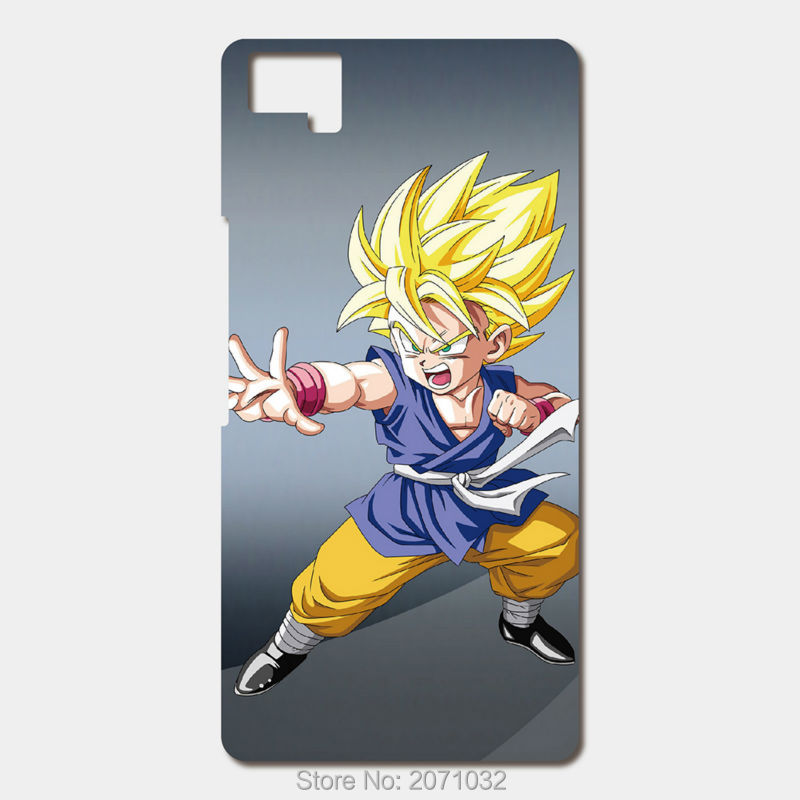 High Quality Cell phone cases For BQ Aquaris M5 X5 E5 kid goku dragon ball z Patterned Cover Shell Phone Cases For BQ M5 X5 E5(China (Mainland))