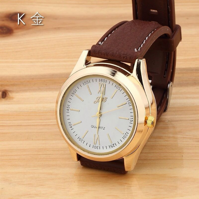 ถูก สร้างสรรค์นาฬิกาสไตล์USBชาร์จไฟแช็บุหรี่อิเล็กทรอนิกส์เบา