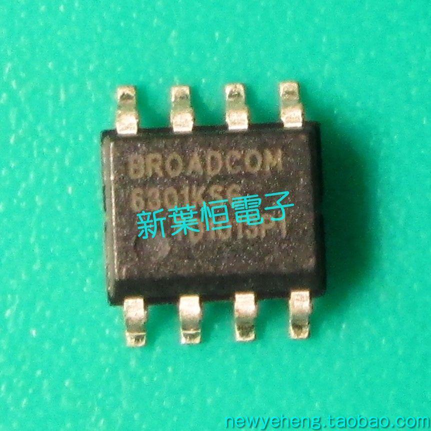 6301KSG 6301K SOP-8 NROADCOM new original authentic telecommunications cat Broadcom chip IC Chip(China (Mainland))