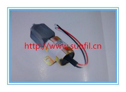 Фотография Replacement 1756ES-24E3ULB1S5 Fuel Shutdown Solenoid Valve ,24V,3PCS/LOT