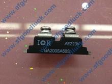 GA200SA60S VIS/IOR Insulated Gate Bipolar Transistor IGBT 600V 342A 4-Pin SOT-227 Weight:30g(China (Mainland))