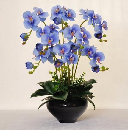 achetez en gros c ramique pot d 39 orchid es en ligne des grossistes c ramique pot d 39 orchid es. Black Bedroom Furniture Sets. Home Design Ideas
