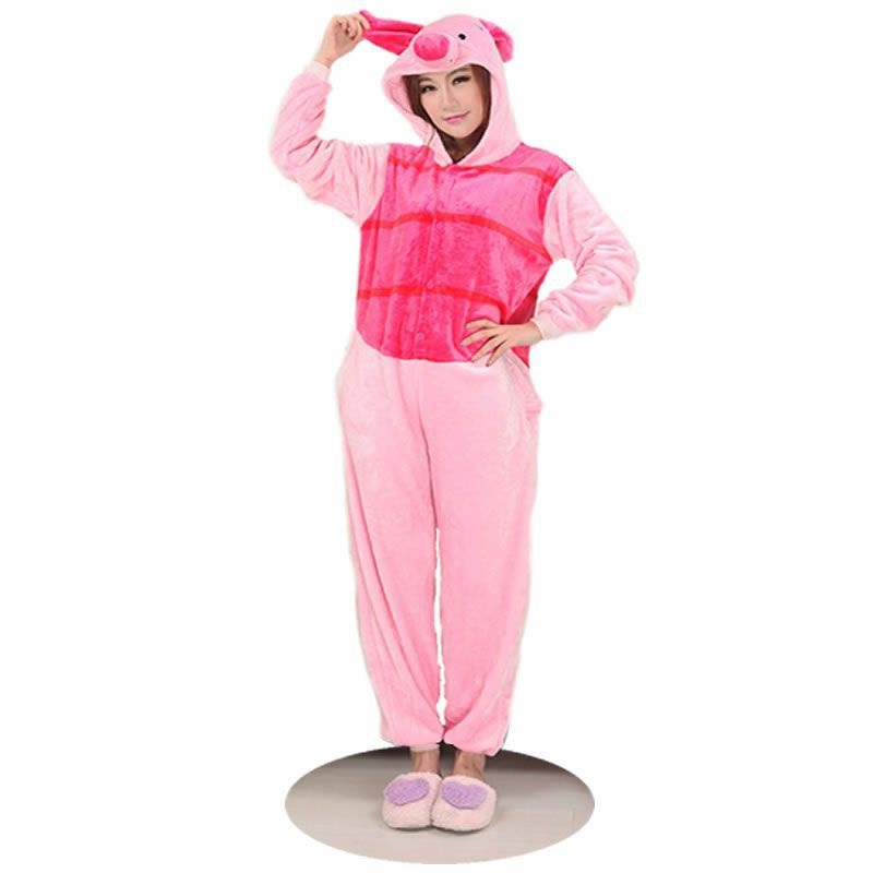 Adult piglet costume