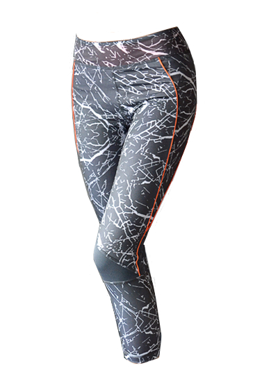 2015 Women running tights Tight compression running pants jogging yoga fitness pants mallas running calzas deportivas