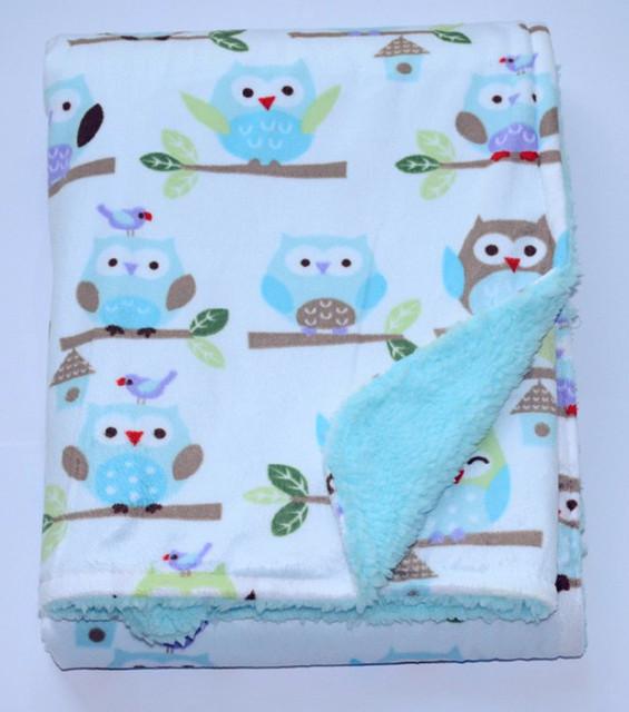 Бесплатная доставка возчиков одеяло ватки детское одеяло супер мягкой подстилкой ...
