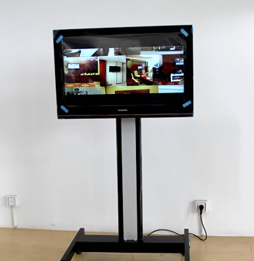 Motorized Tv Lift Cabinet For Adjustable Lcd Tv Stand Can