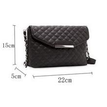 New 2015 Fashion Crossbody Bag Woman Handbag Brand For Women Messenger Bag Small Designer Pu Women