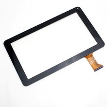 "New 9"" Inch Touch Screen Digitizer Glass for Allwinner A13 CZY6366A01-FPC black"