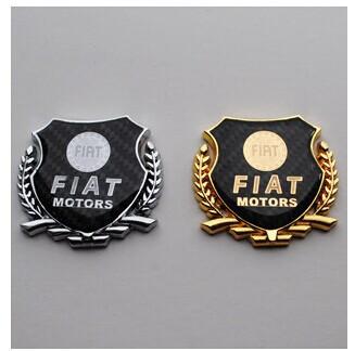 free shiping Fiat Viaggio FIAT C-Medium wheat car stickers Freemont / standard Auto Accessories