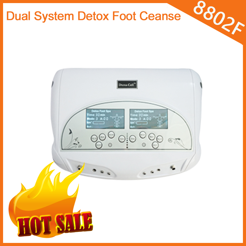 Discount new coming electric foot ion cleanse foot spa ac powered(China (Mainland))