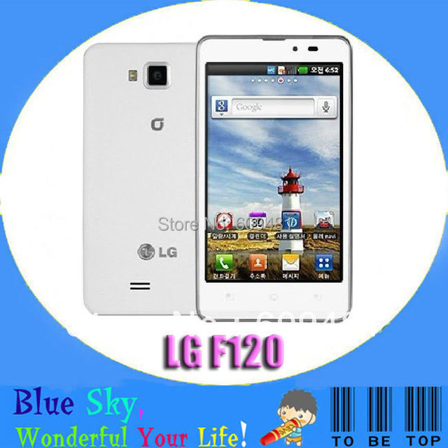 """Original LG LTE TAG  F120 unlocked LG F120L, F120S, F120K 4.3"""" capacitive touch screen Android 4.0 Dual core original phones"""