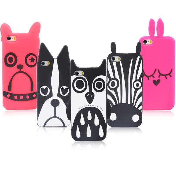 Case iPhone 5/5S/SE Design Animals różne wzory