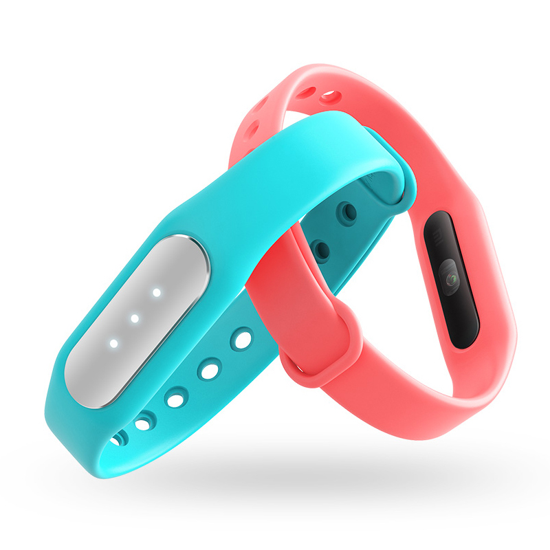Original Xiaomi Mi Band 1S Heart Rate Monitor Smart Wristband Waterproof Miband Bracelet For Android ISO Passometer Fitness