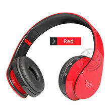Sorpu EB203 HiFi Deep Bass Wireless Stereo Bluetooth Headphone Noise Cancelling Headset With Mic, Support TF Card, FM Radio(China (Mainland))