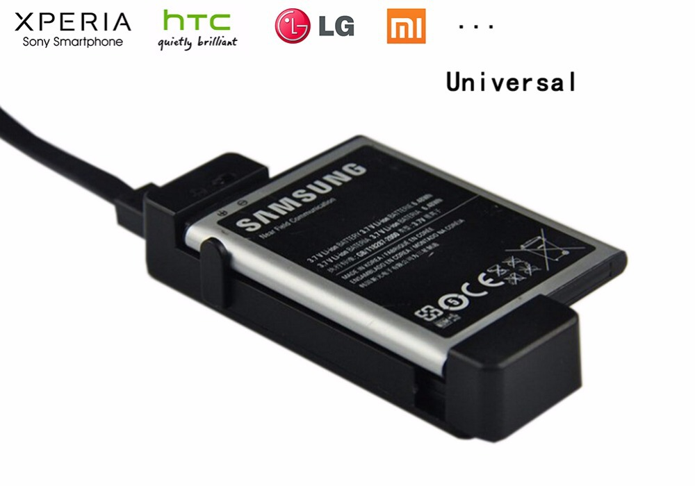 High quality!!!Universal External Cellphone Battery Charger Dock Cradle for Samsung for HTC for SONY Smartphone Free shipping(China (Mainland))