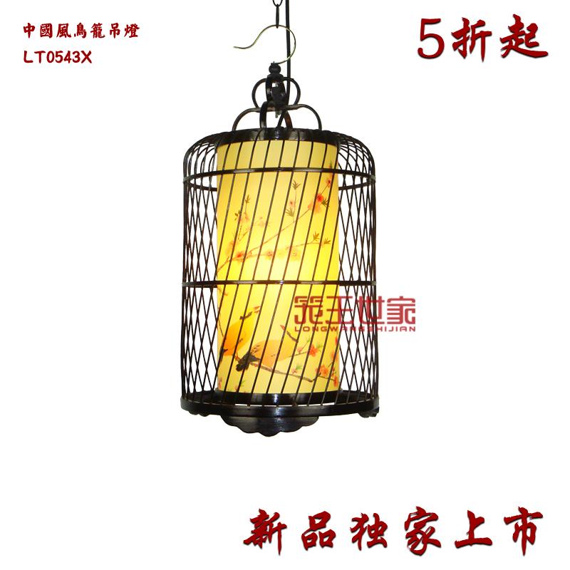 Bamboo bamboo birdcage chandelier chandelier lamp chandelier dining restaurant lantern lights the hotel Hotel Bamboo bamboo lamp(China (Mainland))