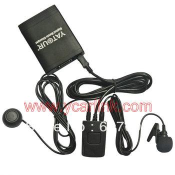 Yatour Bluetooth module car kit (YT-BTM)+Remote control(YT-REMO)+Digital CD Changer(YT-M06) for multi choices