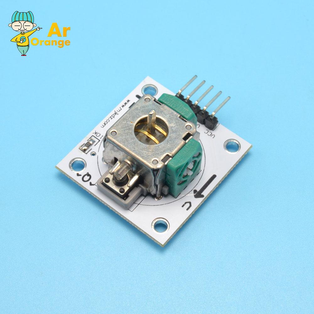 Joystick breakout module sensor shield for arduino uno