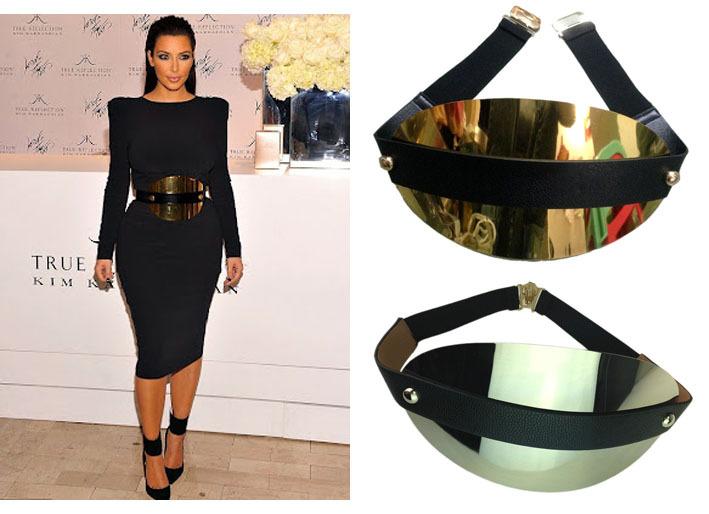 aliexpress buy stylish brand big oval metal