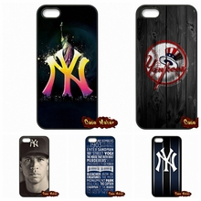 American New York Yankees Coque Cover Case For Samsung Galaxy S3 S4 S5 MINI S6 S7 Edge Note 3 4 5 iPhone 4 4S 5S 5 5C 6 6S Plus(China (Mainland))