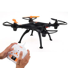 Fengkai XS802 Professional Quadcopter Mini Drone with 2.4G Rc Helicopter Toy One Key Return Without Camera VS Syma X5SW