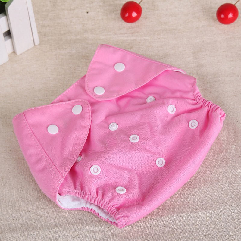 Reusable Baby Infant Nappy Cloth Diaper Soft Cover Washable Free ...