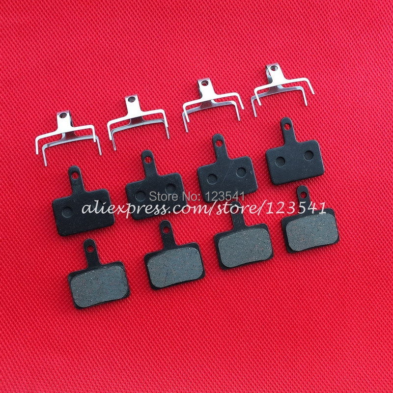 MTB Disc Brake Pads SHIMANO DEORE 375 395 486 485 475 416 446 515 445 525 (6Pairs, 12PICS) - Feiyang Import & Export Co., Ltd store