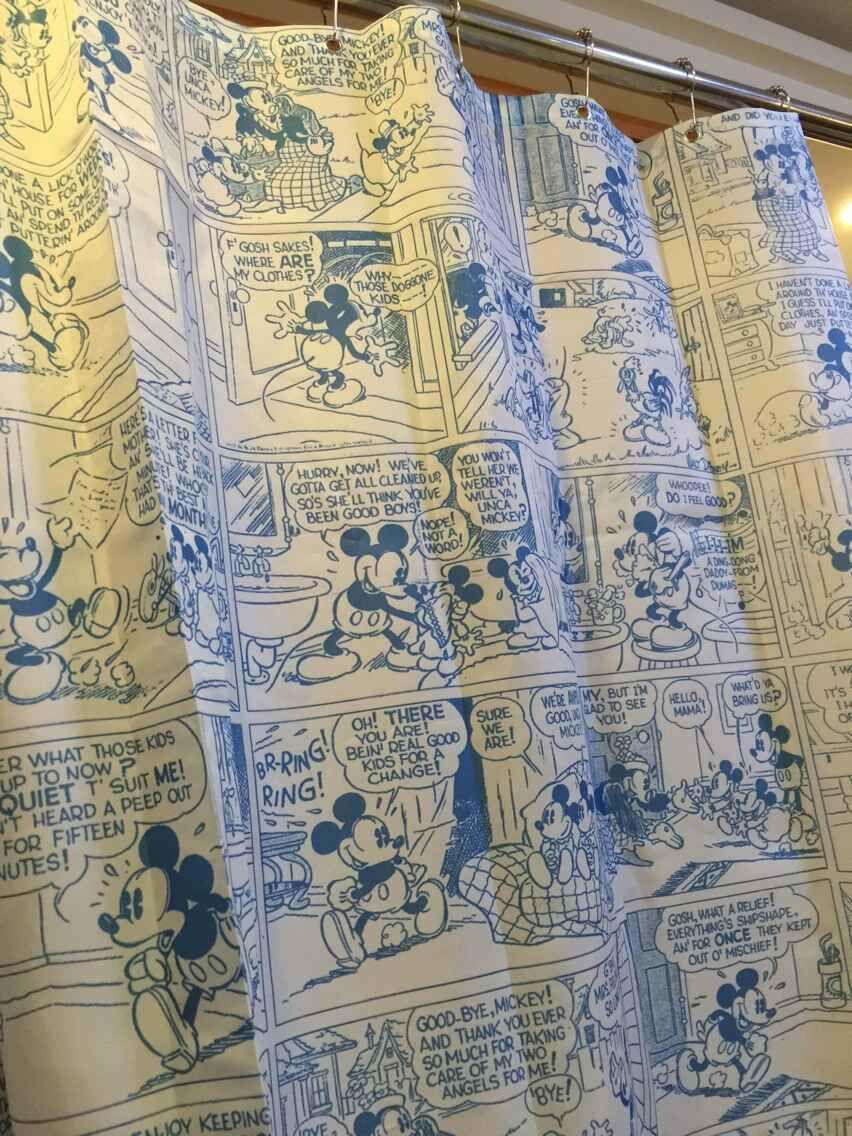 Mickey Dise O Productos De Ba O De Tela De Poli Ster
