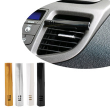 Natural Smell Car Air Conditioner Vent Magic Monolick Freshener Fragrance New(China (Mainland))
