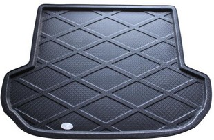 Auto trunk mat for Subaru xv trunk mat Subaru trunk mat xv trunk mat 3d stereo waterproof(China (Mainland))
