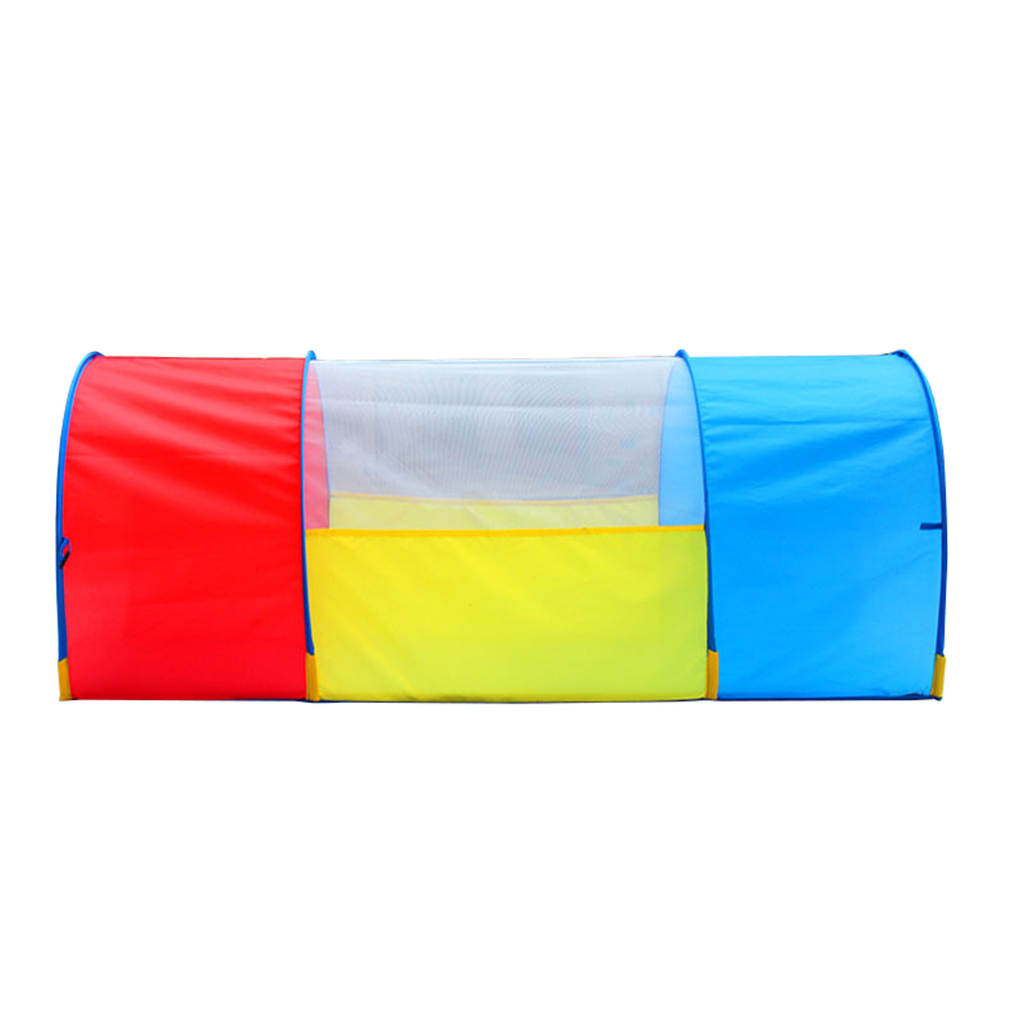 Kids Play Tunnels, Indoor Outdoor Crawl Through Tunnel for Kids Toddlers Babies Children, Portable Pop Up Toy Gift