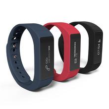 Excelvan I5 Plus Smart Bracelet Bluetooth 4.0 Waterproof Touch Screen Fitness Tracker Health Wristband Sleep Monitor Smart Watch