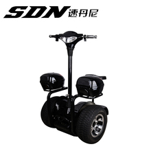 1000W adult single seat 4 Wheel electric golf cart balance scooter for sale(China (Mainland))