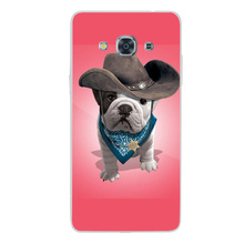 Buy 53F French Bulldog Pattern Transparent PC Hard Case Cover Samsung Galaxy J 3 5 7 3 5 7 2016 GRAND 2 PRIME for $1.00 in AliExpress store