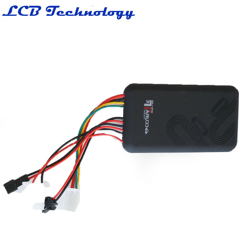 2014 New GT06 Car Vehicle Motorcycle GSM GPRS GPS tracker With Free real time PC tracking system free shipping(China (Mainland))