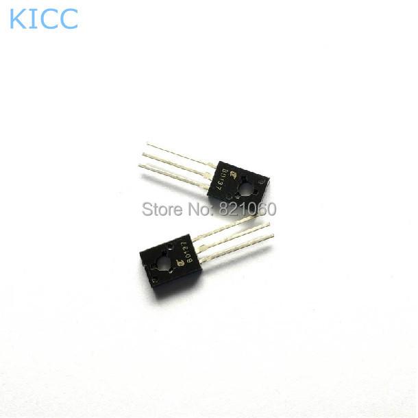 BD137 TO-126 60V/1.5A/8W NPN Transistor triode IC (50Pcs/Lot)(China (Mainland))